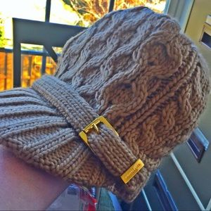 Michael Kors Cable Knit Hat NWT